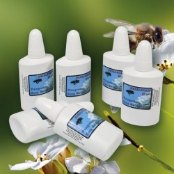 Nasal spray  Propolis plants