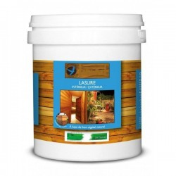 Lasure naturelle couleur redwood 1L